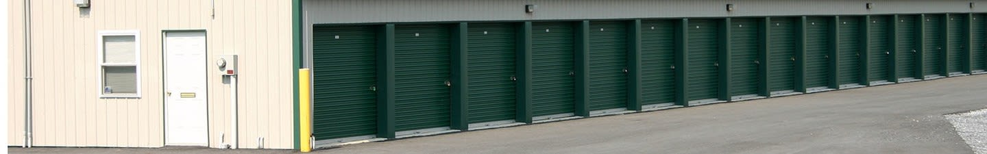 Reviews of self storage in Robesonia PA