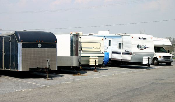 Rv, Boat, Car, & Motorcycle Storage in Robesonia