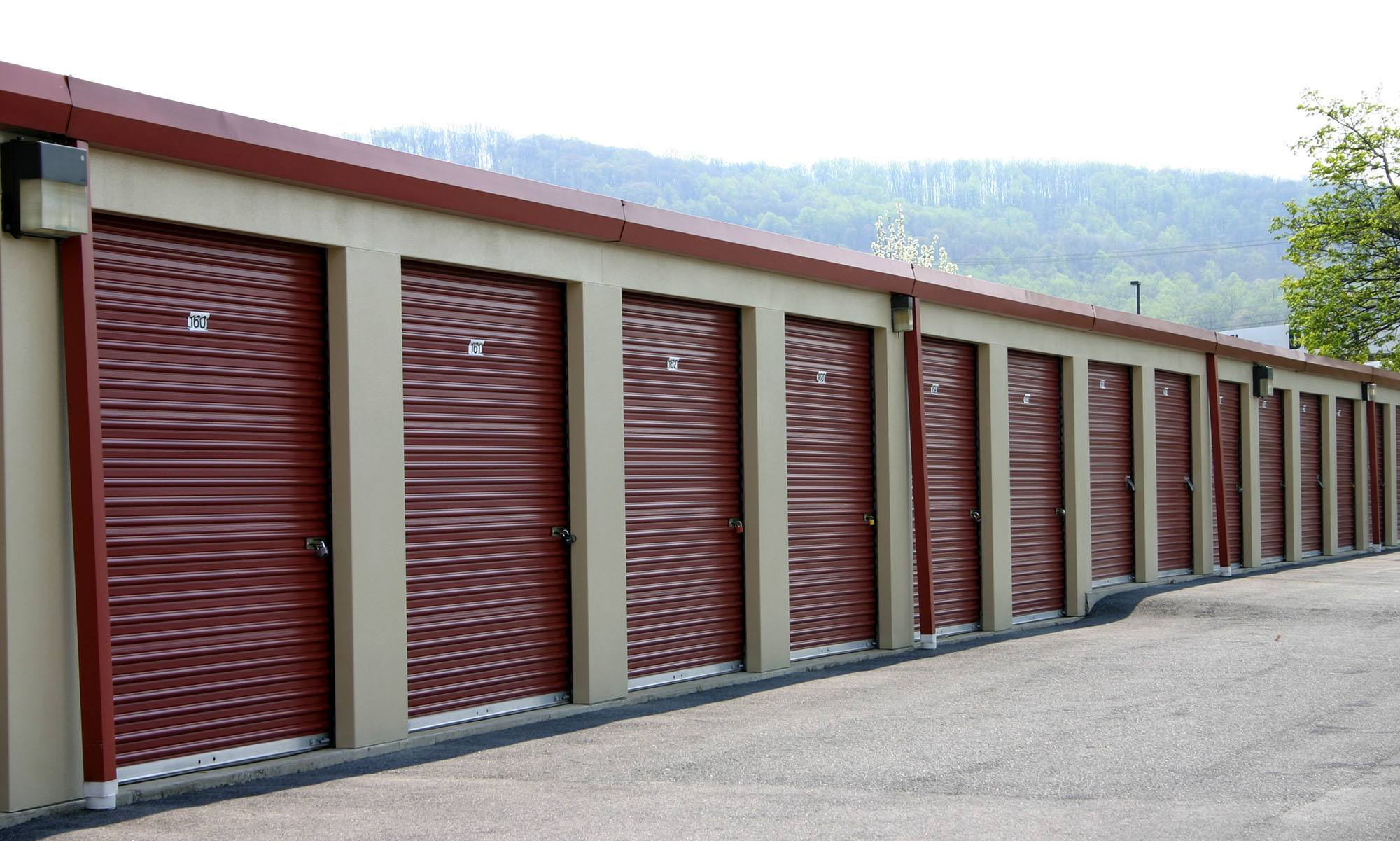 Self storage in Robesonia PA
