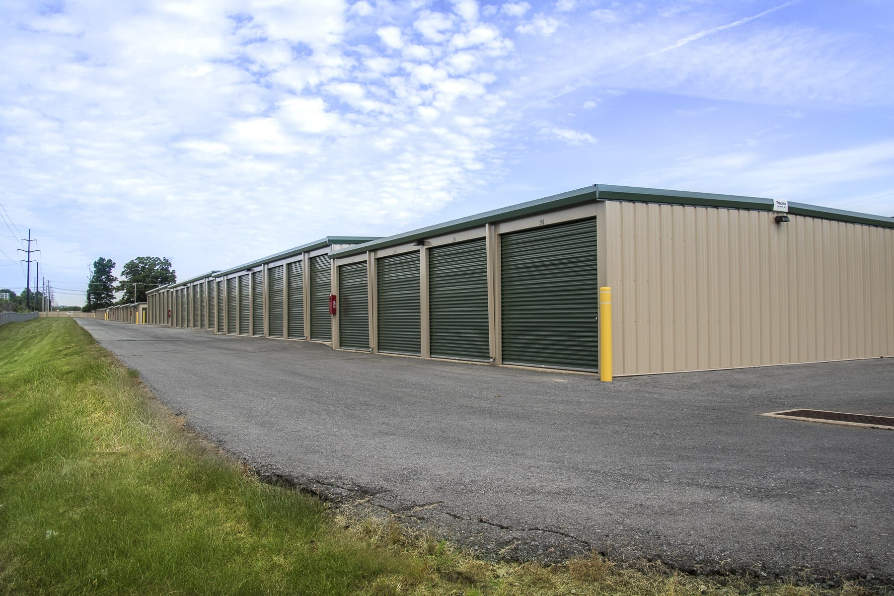 Extra Tall Storage Units @ Storage World