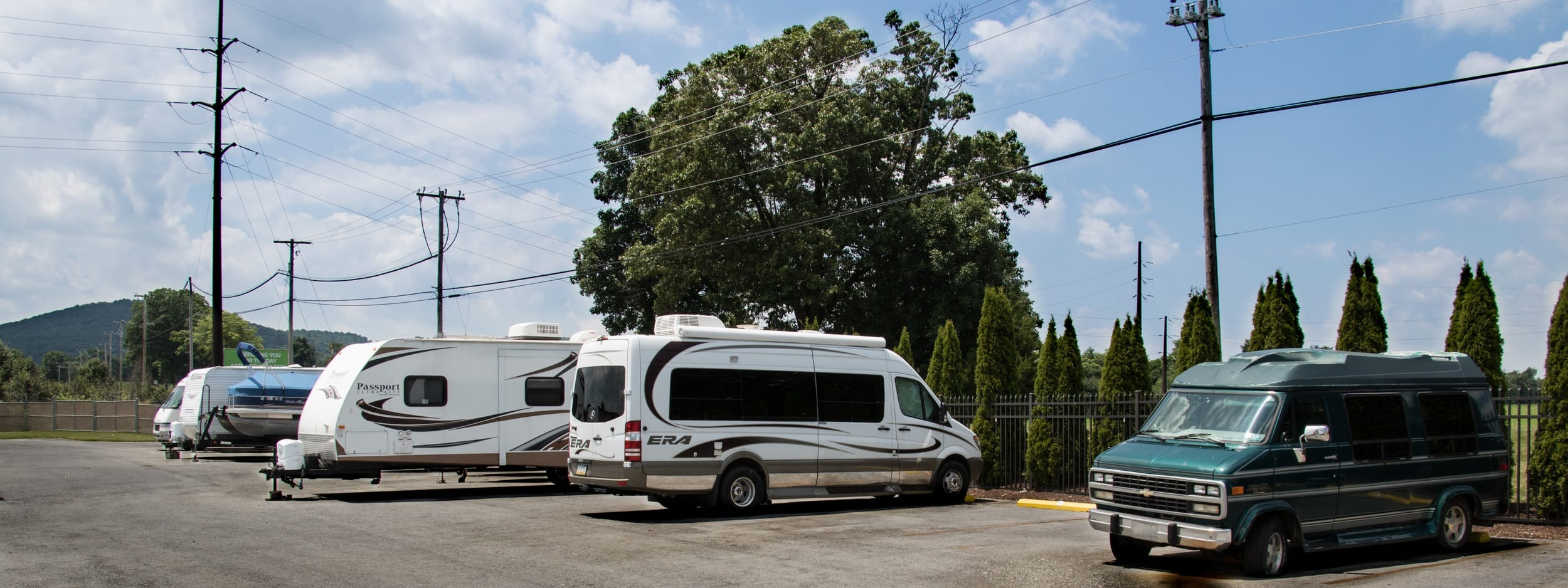 RV & Boat Storage in Sinking Spring