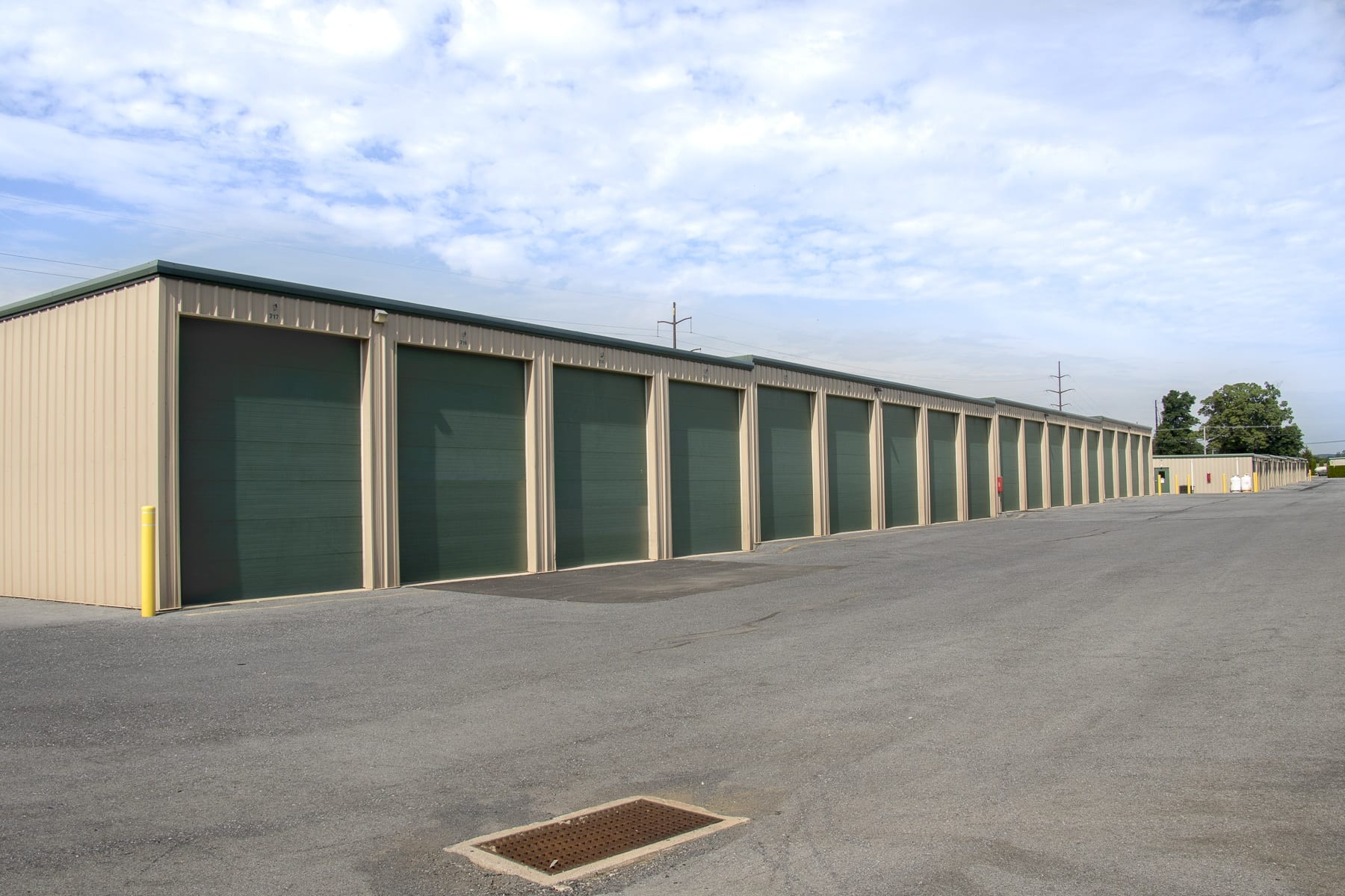XL Storage units @ Storage World