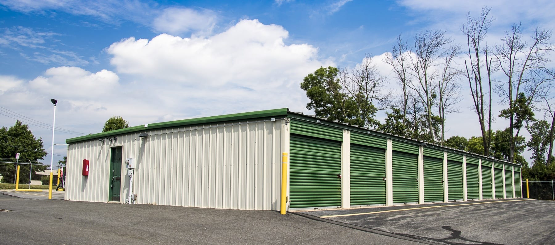 Vehicle storage in Sinking Spring Storage World