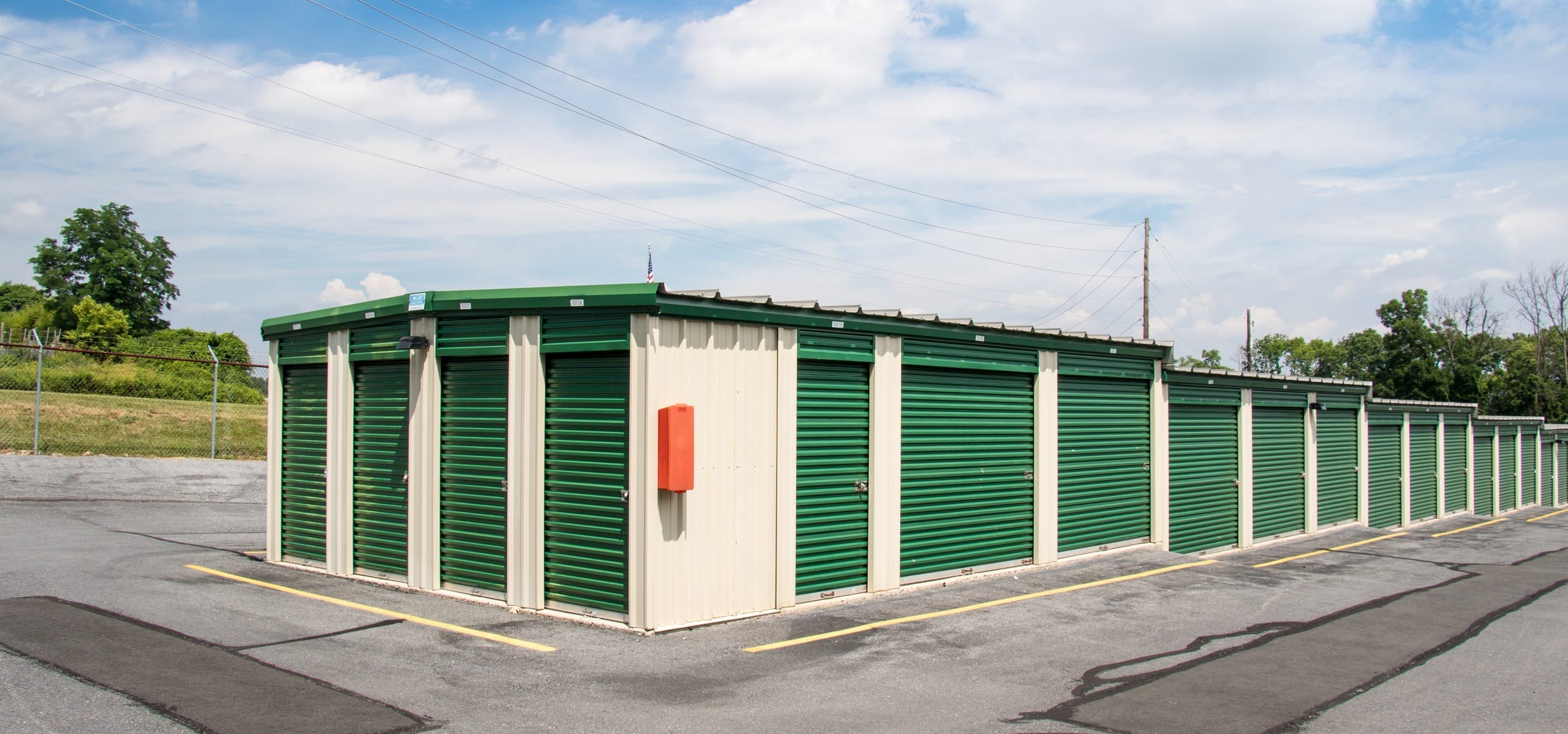 Drive-Up Self Storage in Sinking Spring PA