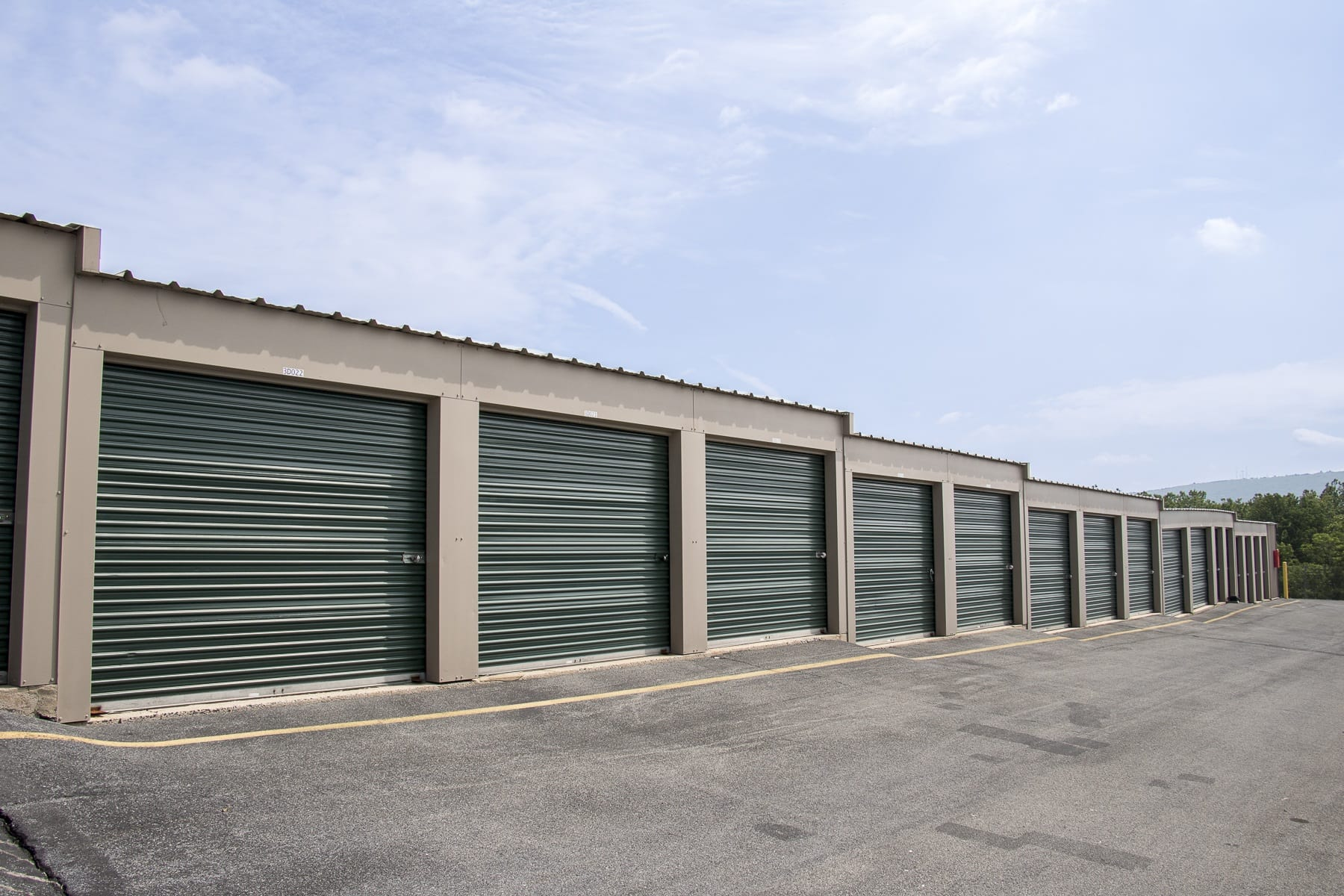Drive-Up Storage at Reading PA