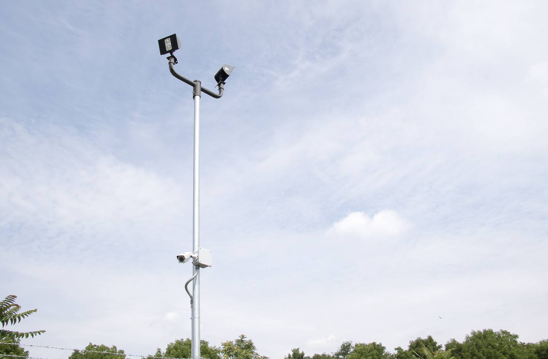 Video Surveillance & LED Lighting at Storage World