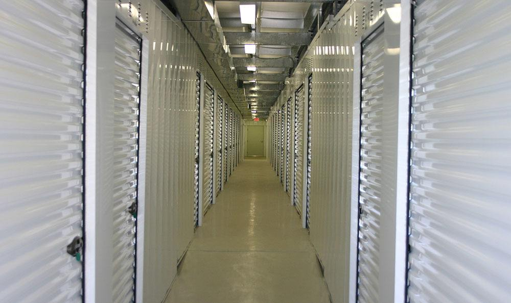 Inside our interior Units at Storage World