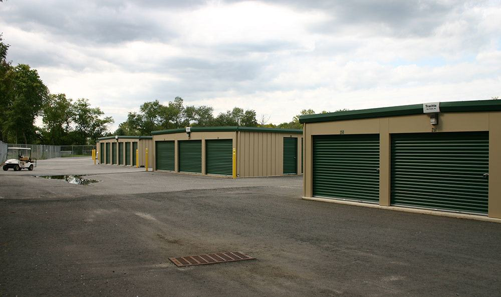 We have many Self Storage Unit sizes to chose from at Storage World
