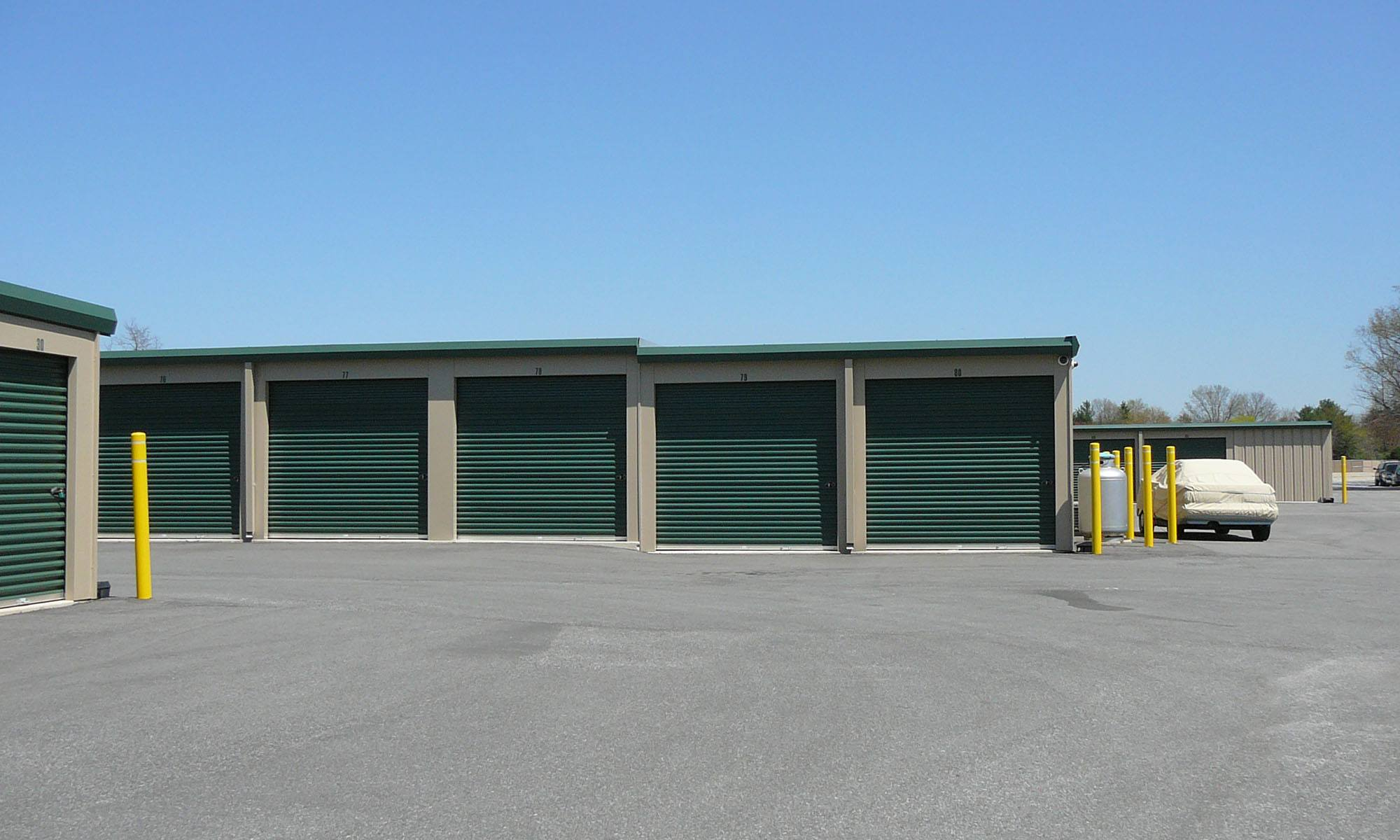 Attirant Self Storage In Mickleton NJ