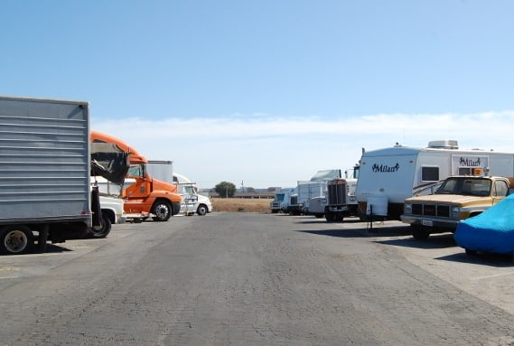 Auto, Boat, & RV Parking at Storage Etc... Carson