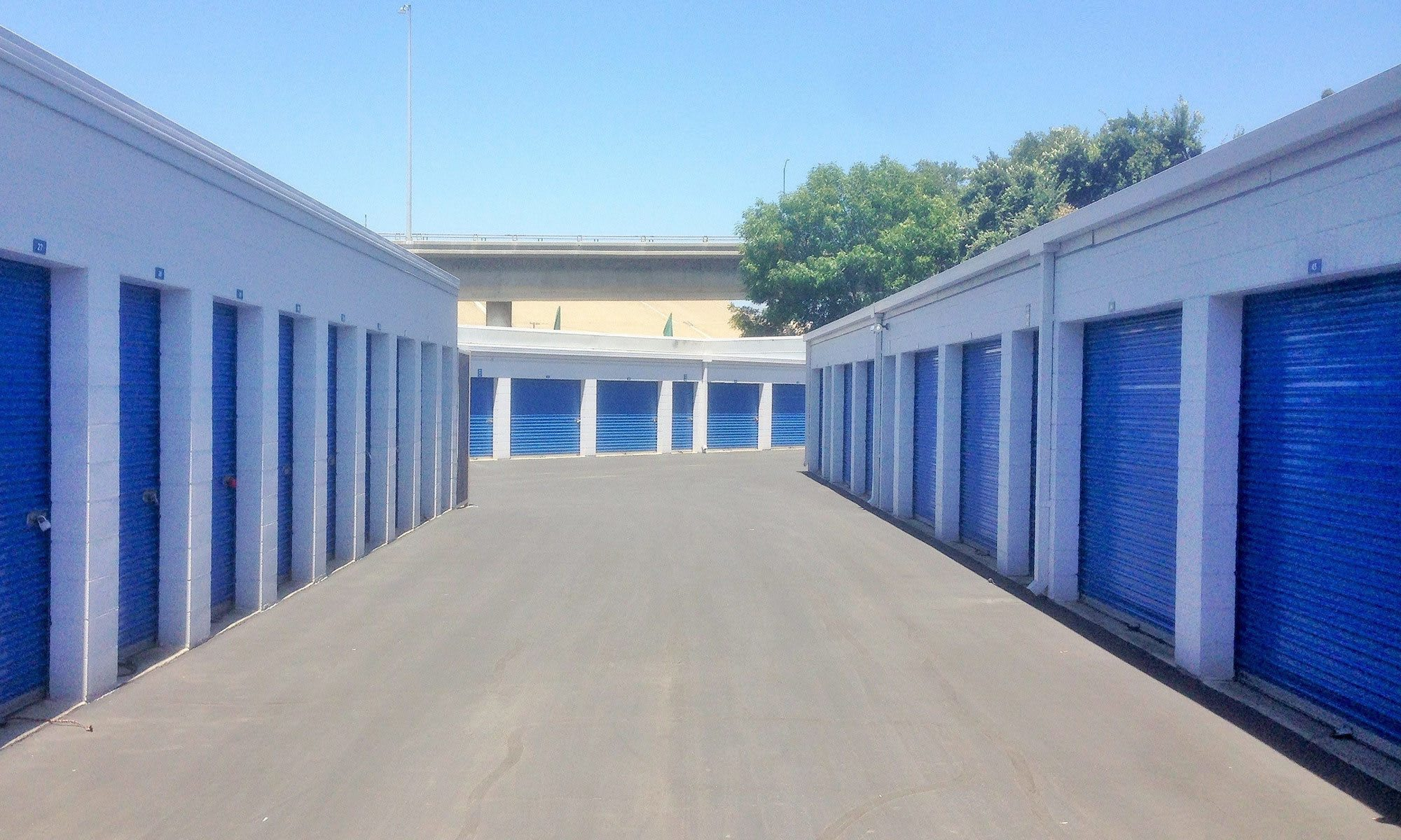 Self storage in Diamond Bar CA