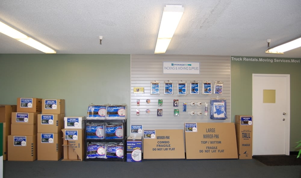 Self Storage Moving Supplies at Storage Etc... Gardena
