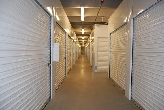 Elevator Access Storage Units at Storage Etc... Commerce