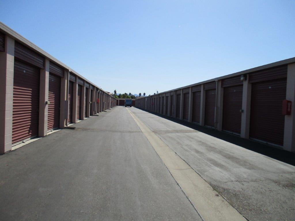 Drive Up Units at Storage Etc... at Crossroads