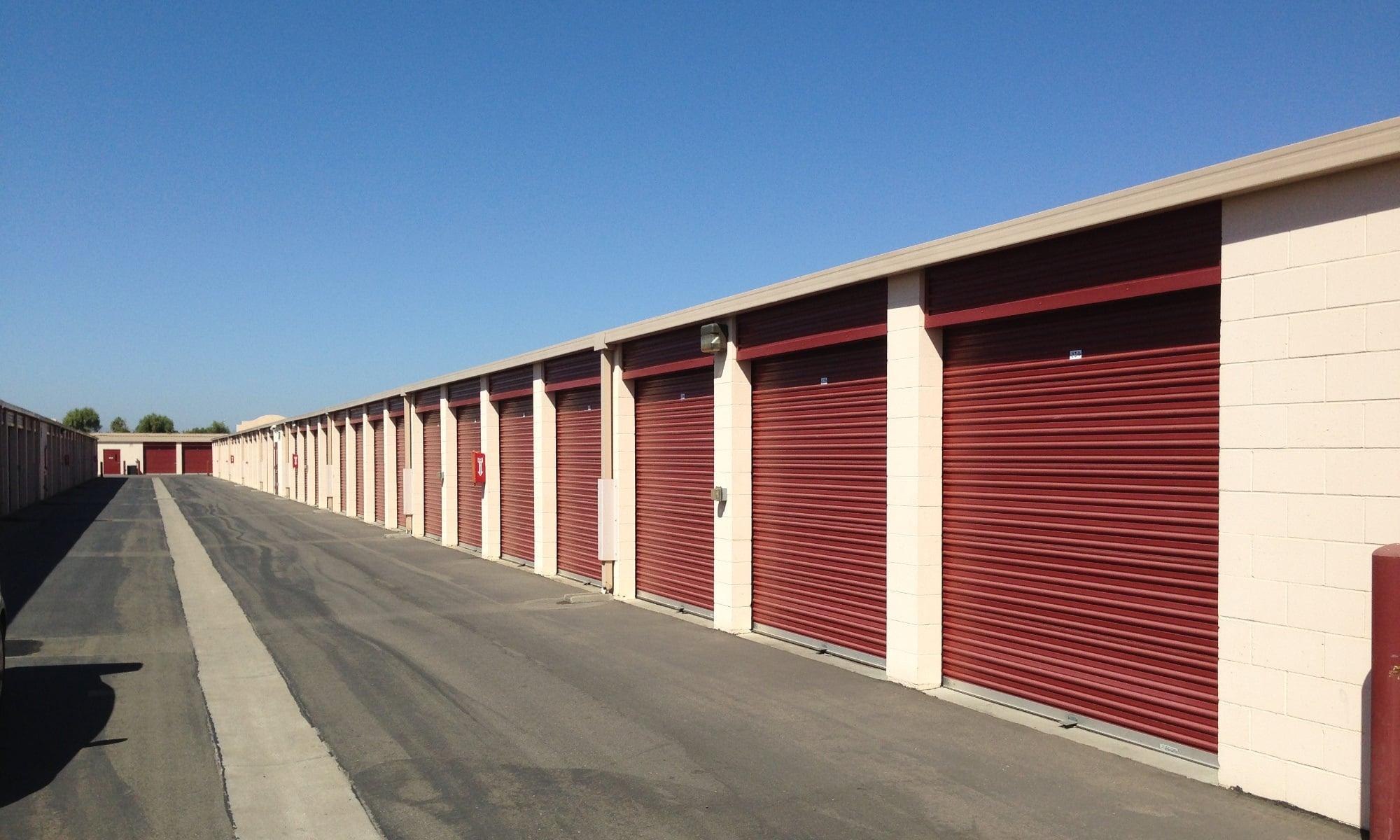 Self Storage In Santa Maria CA