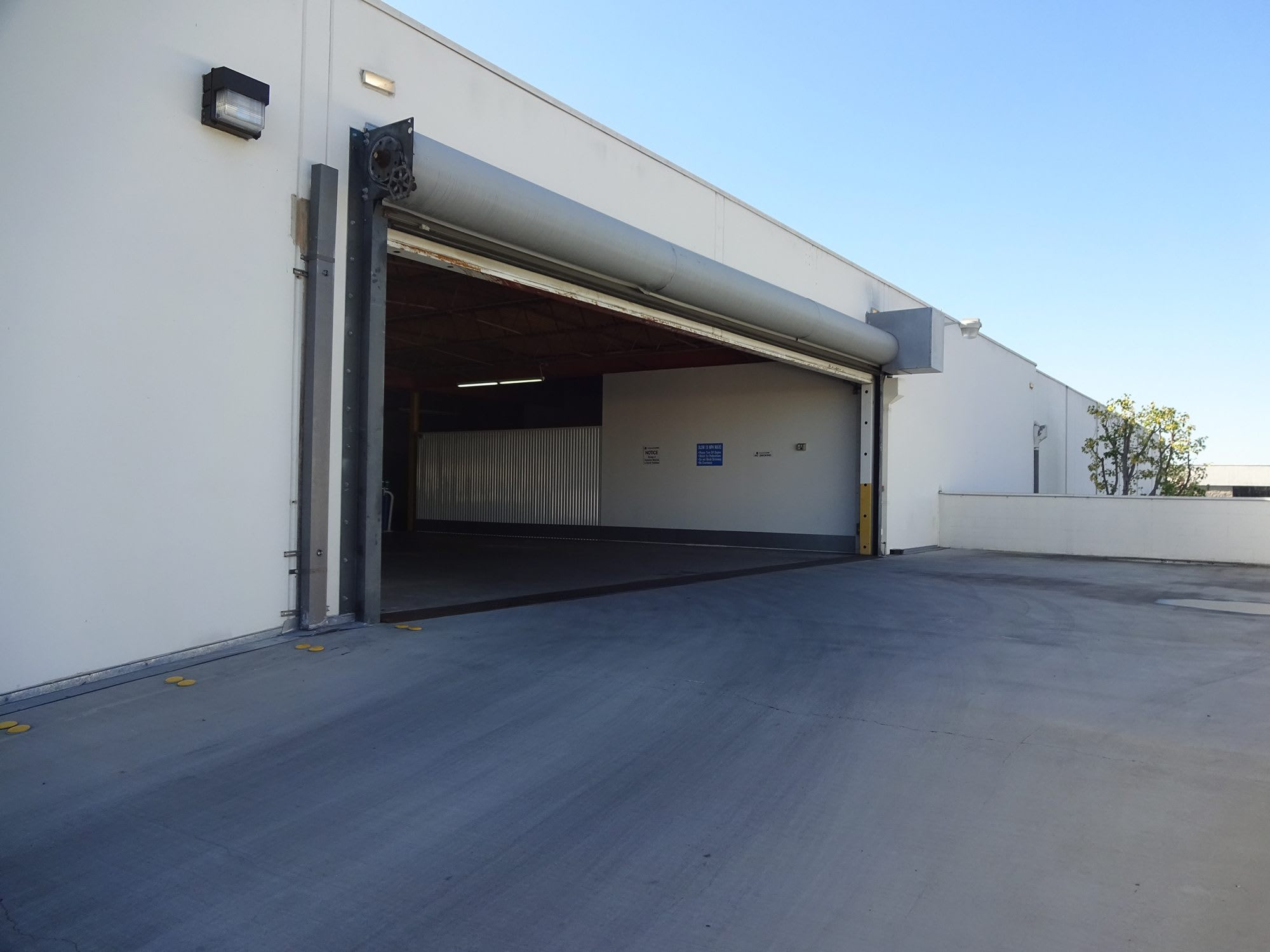 Drive In & Upper Level Storage Unit Access at Storage Etc... Torrance