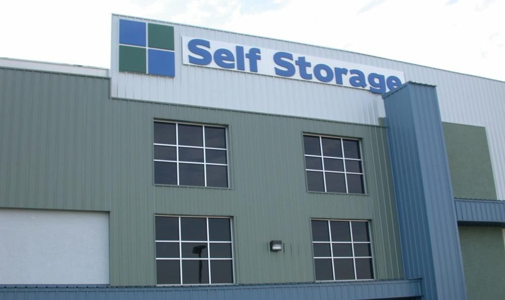 Self Storage Rental Office at Storage Etc... Torrance