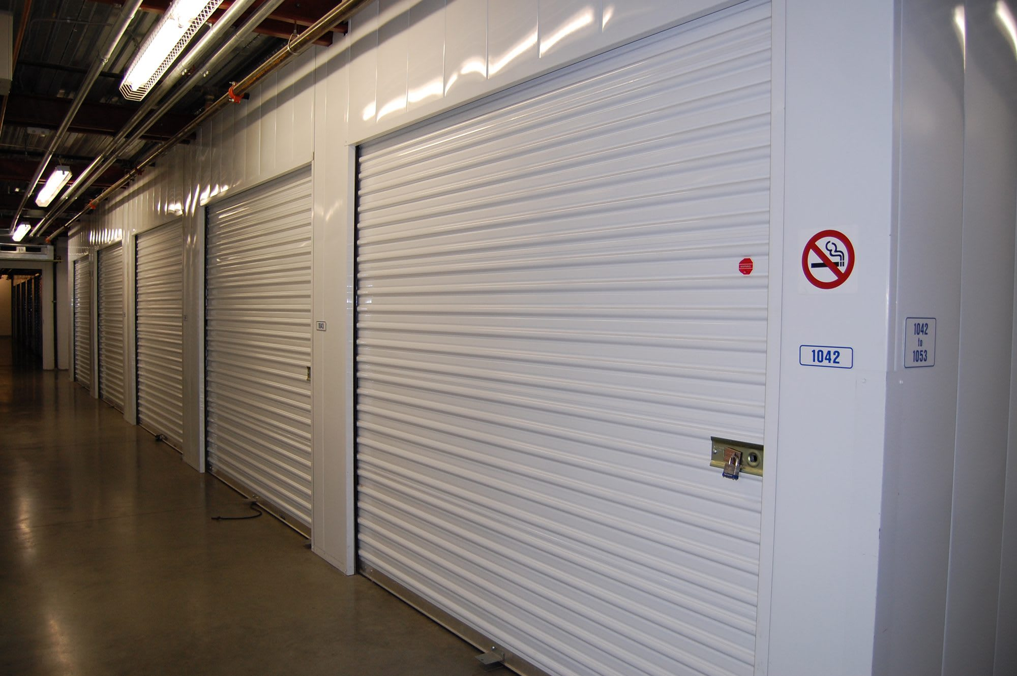 Elevator Access Storage Units at Storage Etc... Woodland Hills