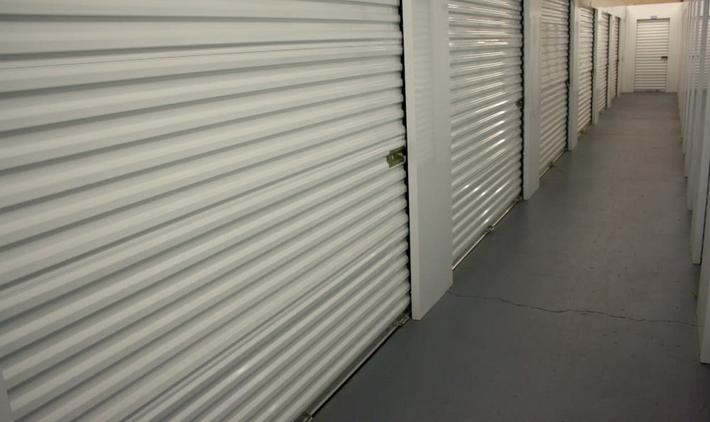 Indoor Units At North Salt Lake Storage