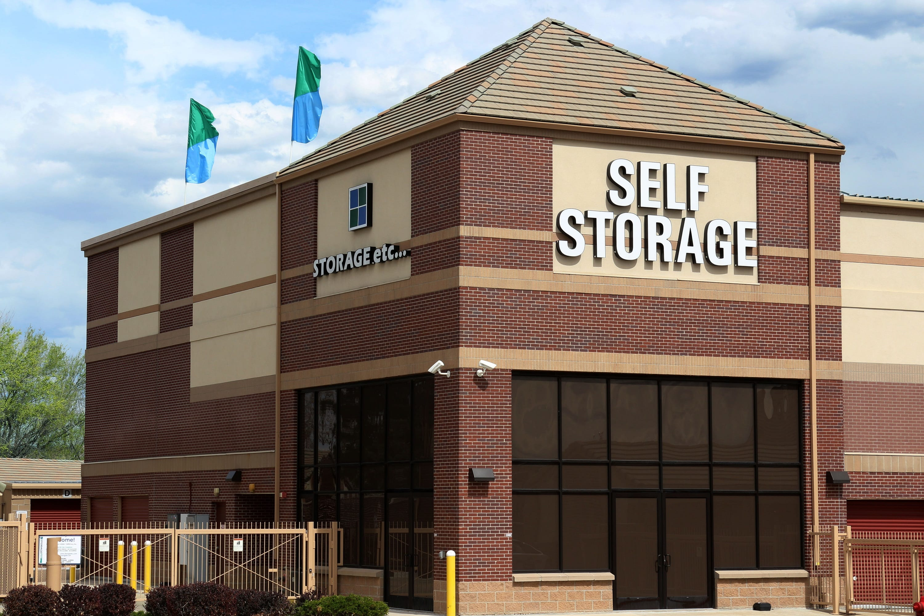 Self storage in Westminster CO