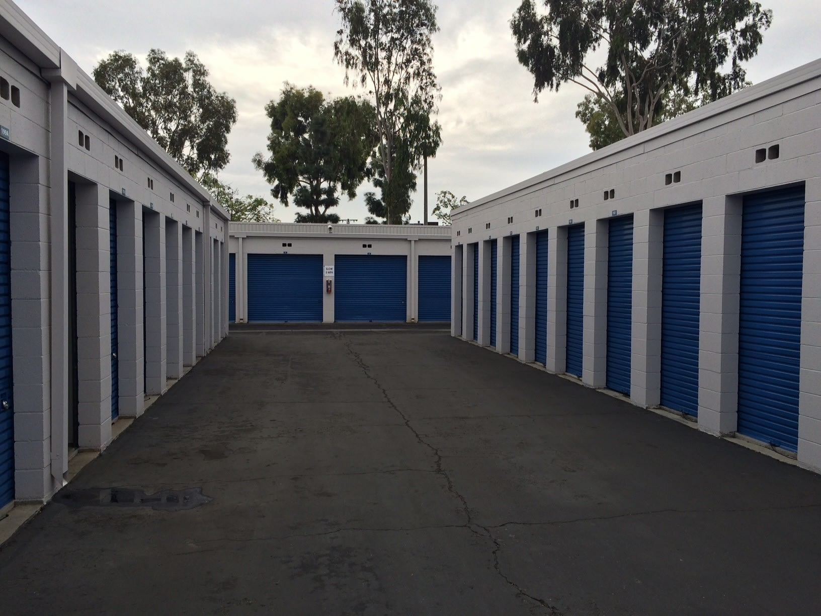 Drive Up Storage Units at Storage Etc... Rosemead