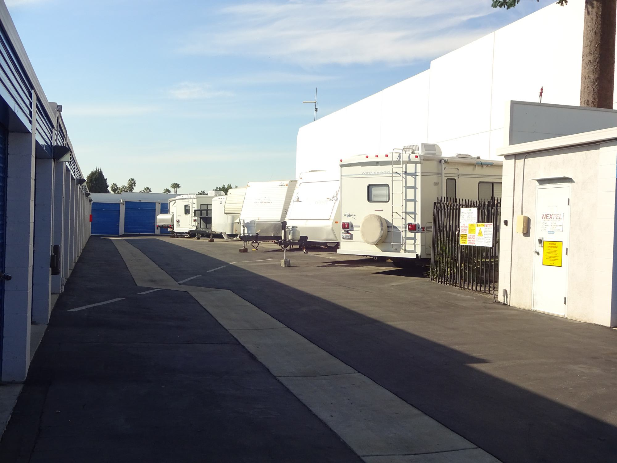 Auto, Boat, & RV Parking at Storage Etc... Pomona