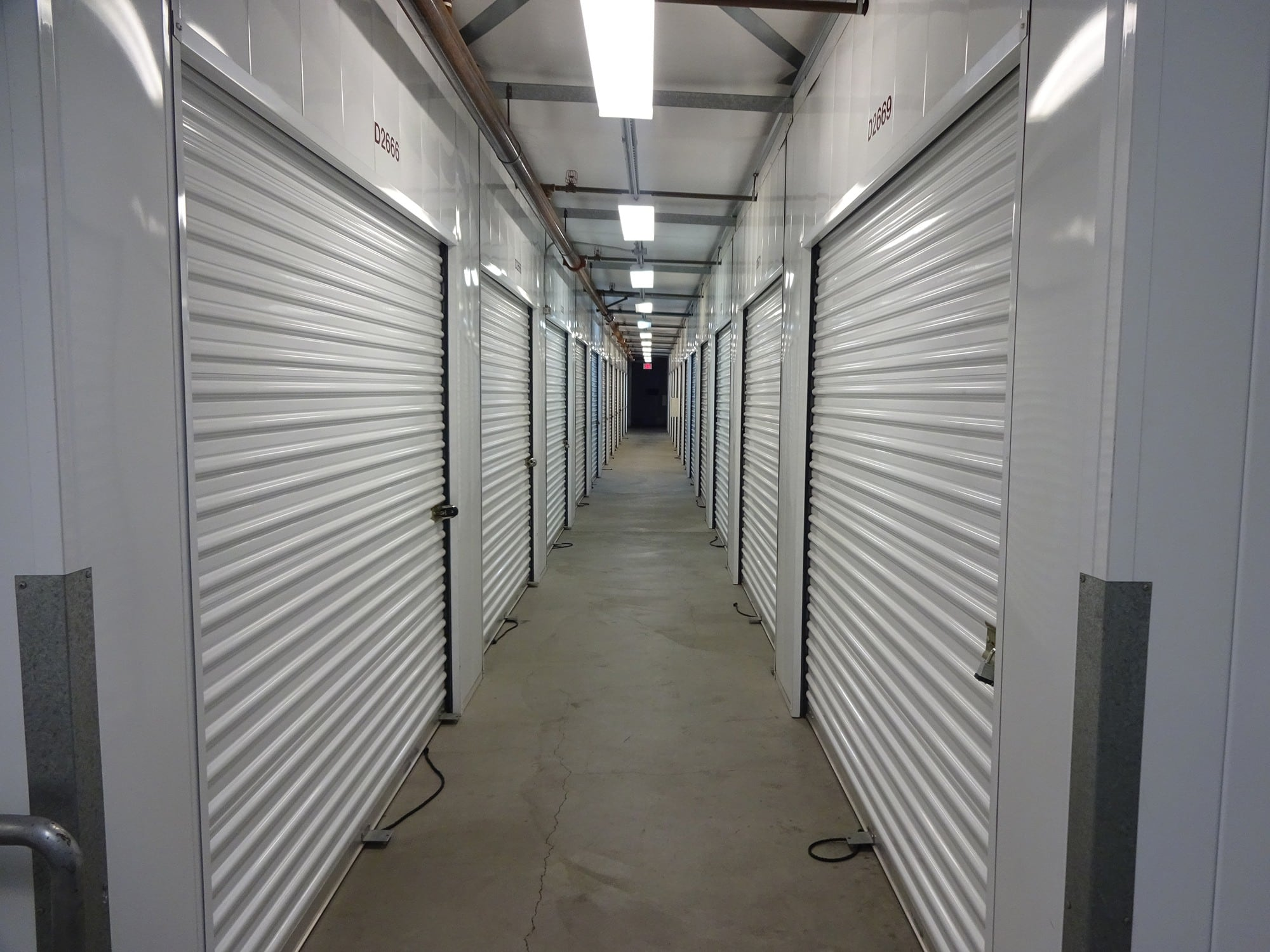 Elevator Access Storage Units at Storage Etc... San Bernardino