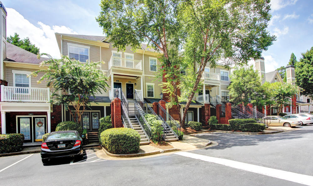 Another view of the beautiful apartments in Atlanta, GA