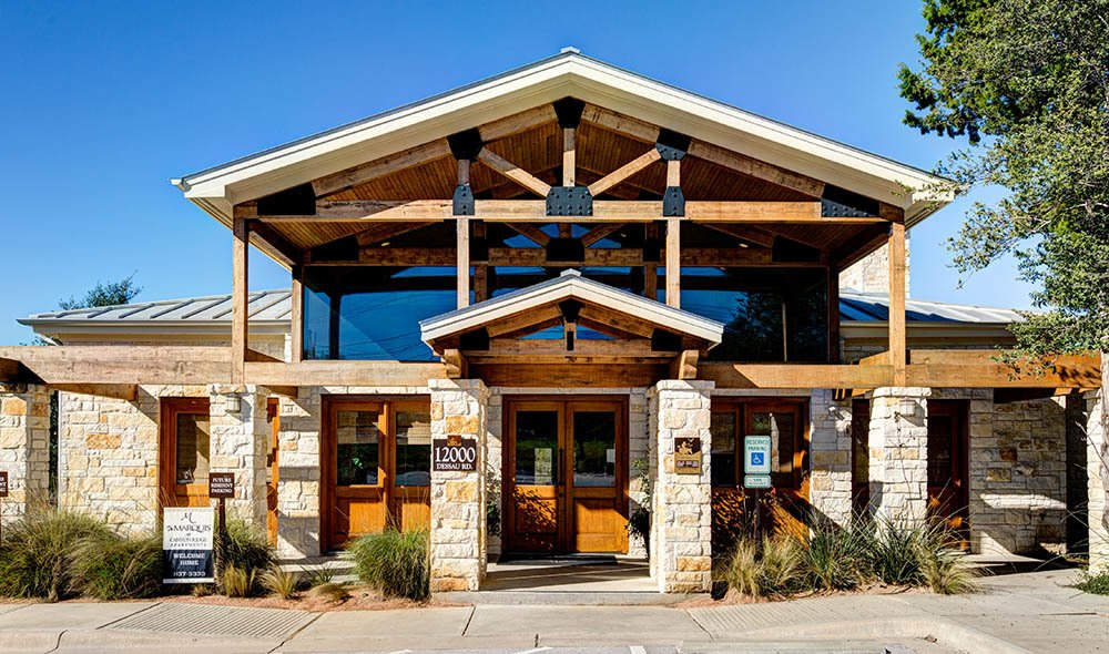 Leasing Office to Marquis at Canyon Ridge in Austin, Marquis at Canyon Ridge
