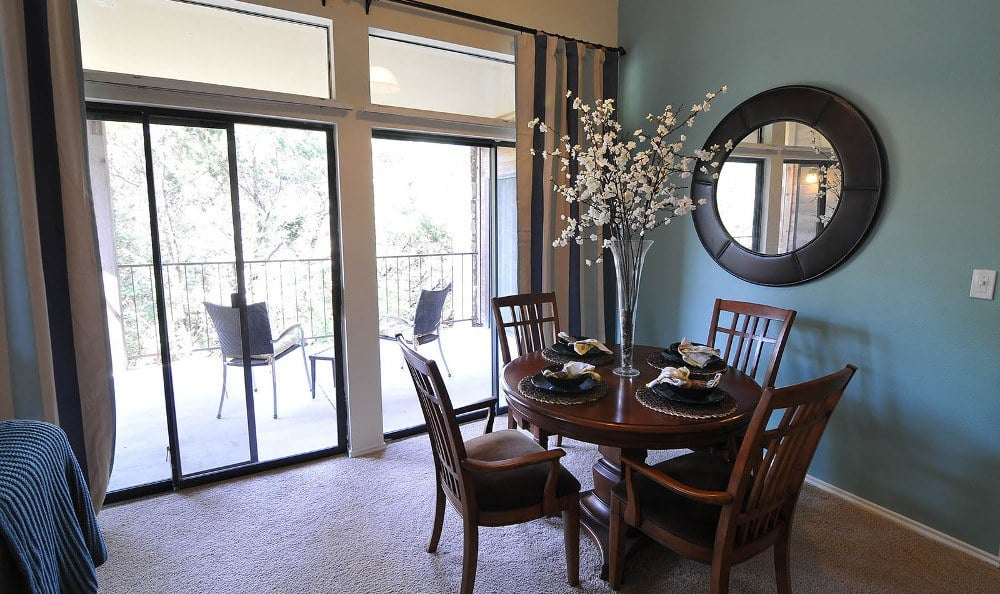 Enjoy the dining room at Marquis at Caprock Canyon in Austin, Marquis at Caprock Canyon