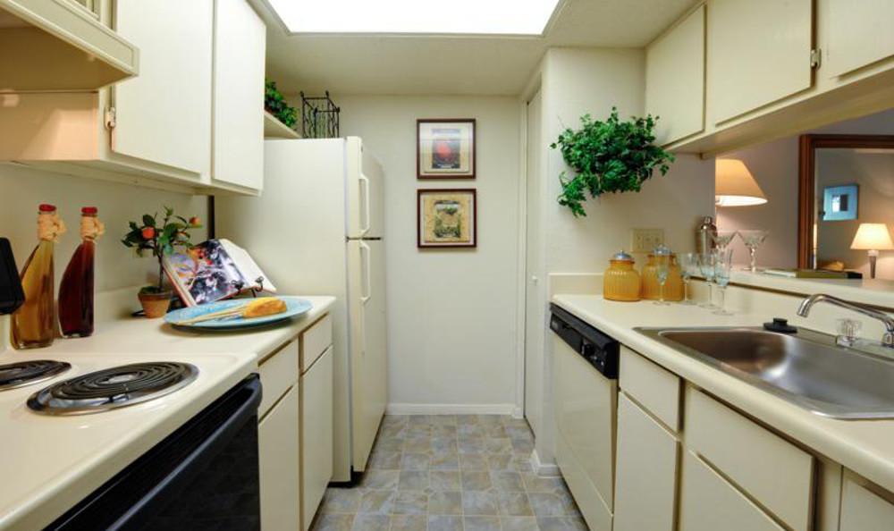 Enjoy the counter space in the kitchens Northwest Hills in Austin, Northwest Hills