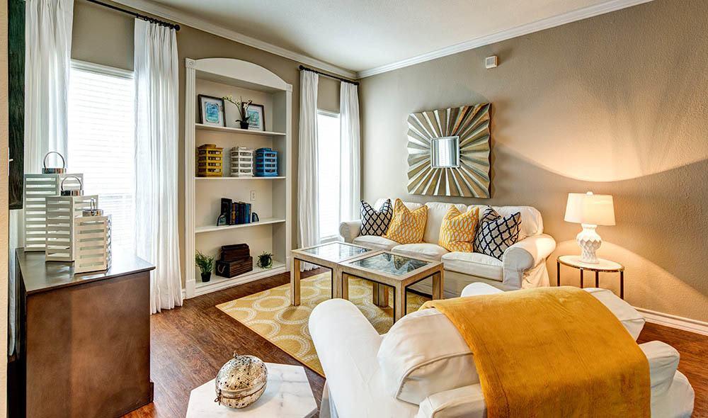 Ample living space at Marquis at Deerfield, San Antonio