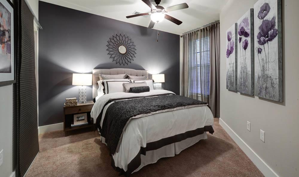 Cozy bedroom of The Jane Atlanta