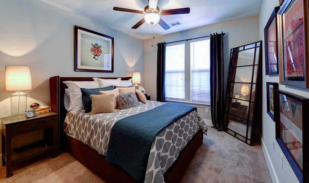 Ample bedroom space at The Jane Atlanta