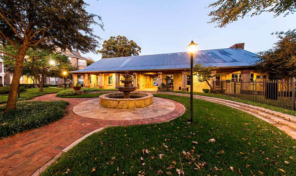 Clubhouse at Marquis at Bellaire Ranch in Fort Worth, TX