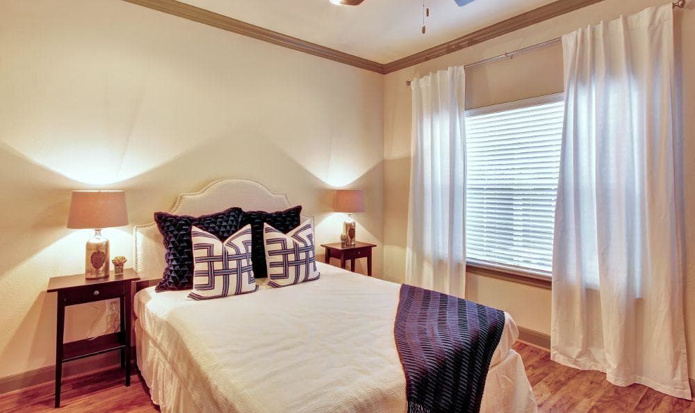 bedroom at Marquis at Tanglewood in Houston, TX