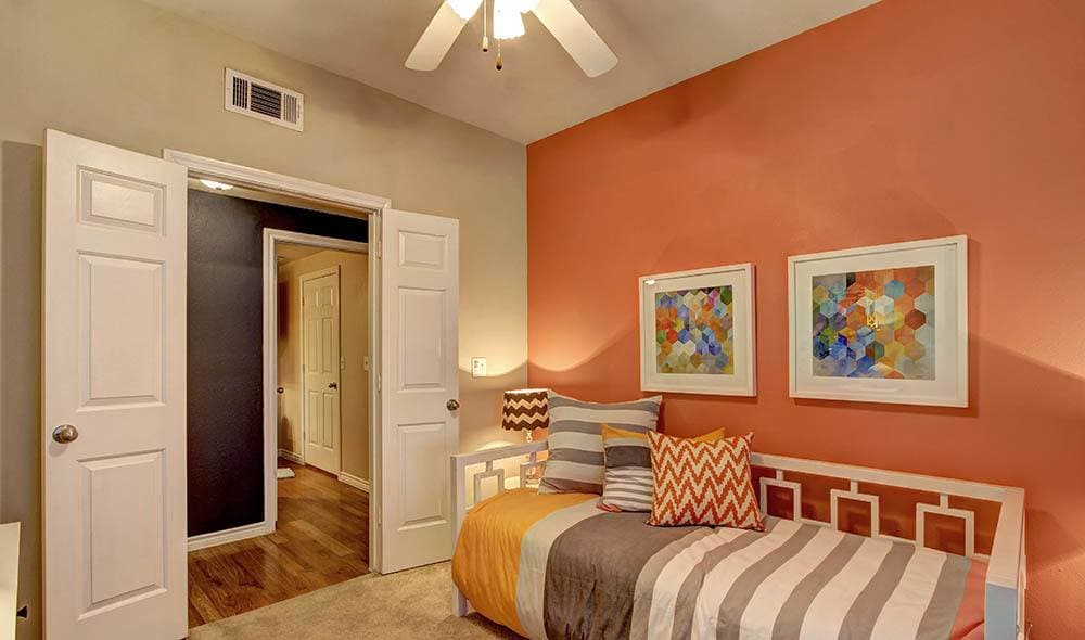 Kid's bedroom at Marquis on Briar Forest, Houston