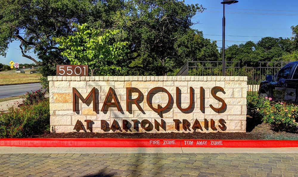 Welcome to The Marquis at Barton Trails