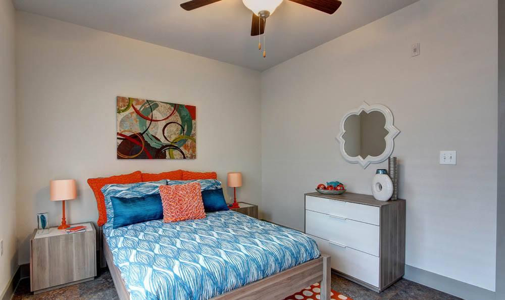 Bedroom at Regents West at 26th
