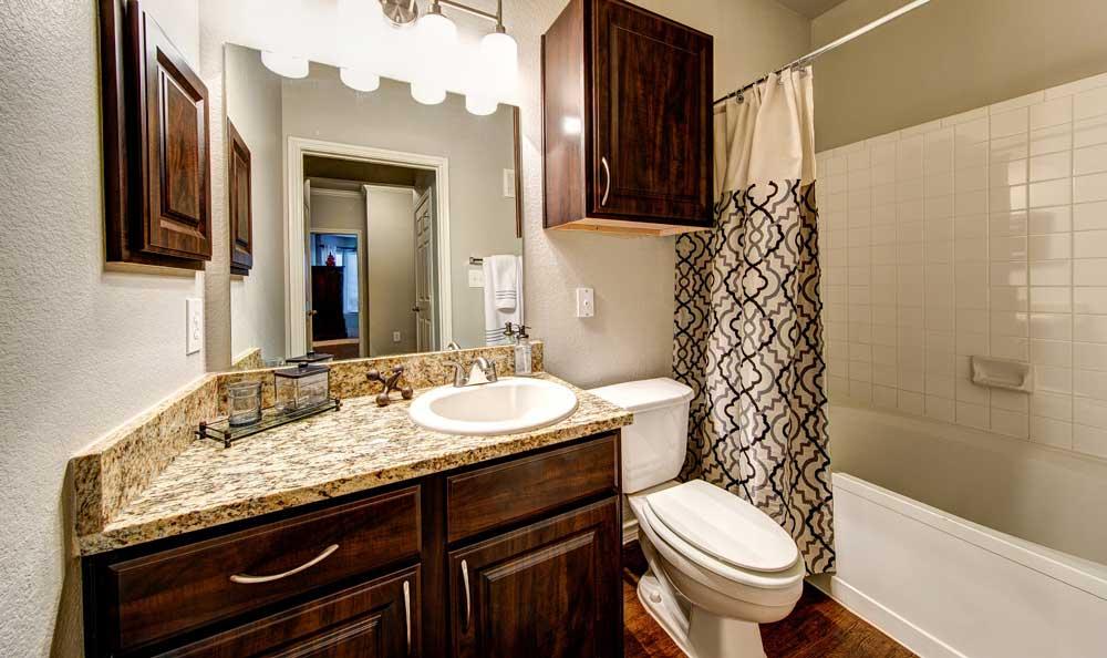 bathroom at Marquis at Lantana