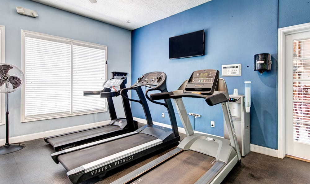 Fitness Center at Marquis at Silverton