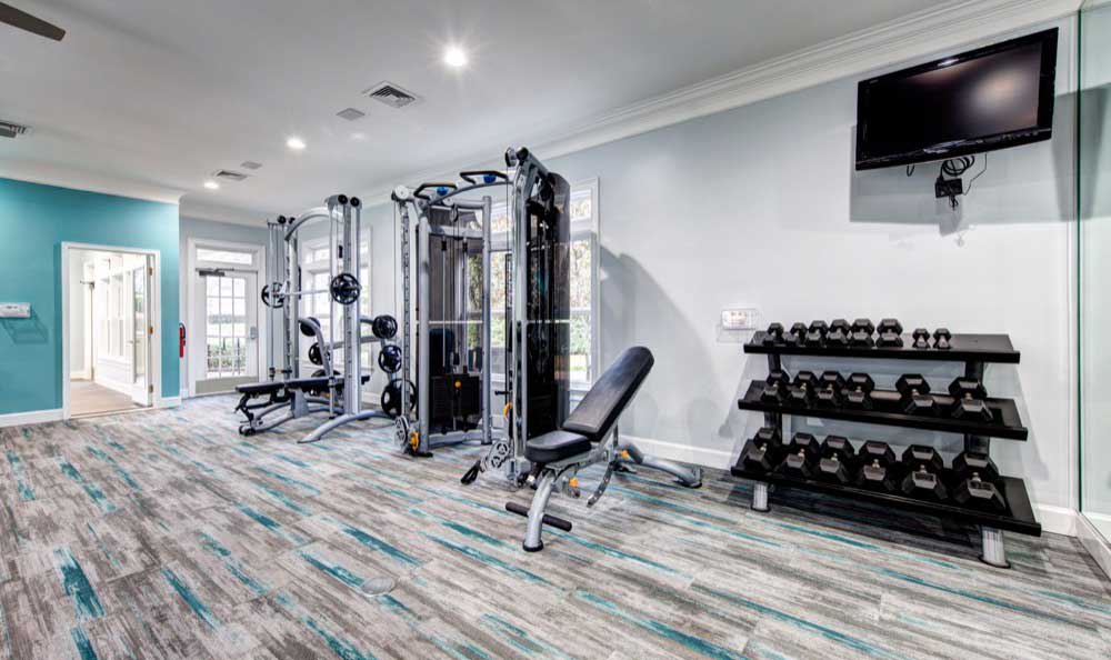 Fitness Center of Marquis on Cary Parkway