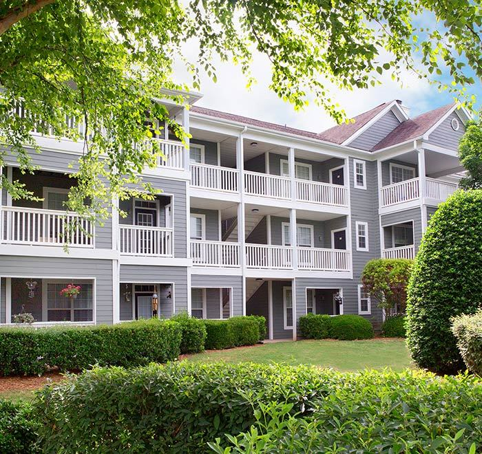 Olde Raleigh Apartments Near Crabtree Valley Mall