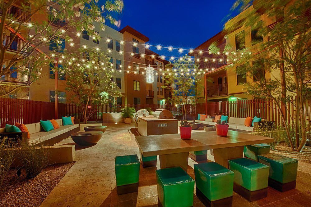 Invite your friends to a party at Marquis at Desert Ridge in Phoenix, AZ