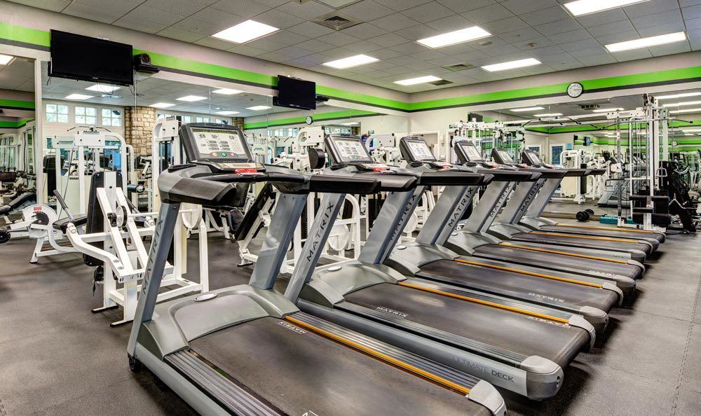 Fully equipped gym in Denver, CO