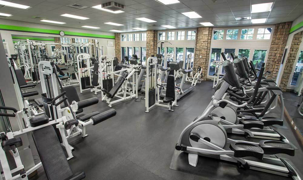 Get in shape at Marquis at the Parkway in Denver, CO