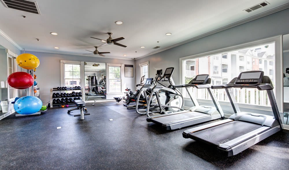 Get in shape at The Marq at Brookhaven in Brookhaven, GA