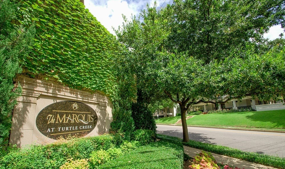 Welcome to Marquis at Turtle Creek in Dallas, TX