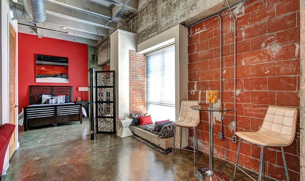 Beautiful and modern living spaces at The Marquis Lofts at Hermann Park in Houston, TX