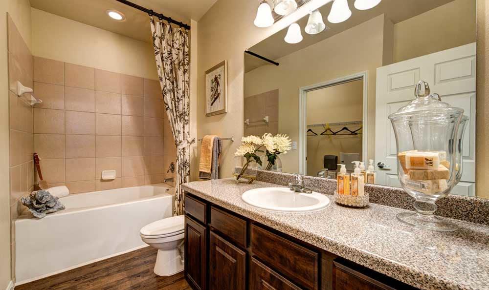 Bathroom in Katy, TX